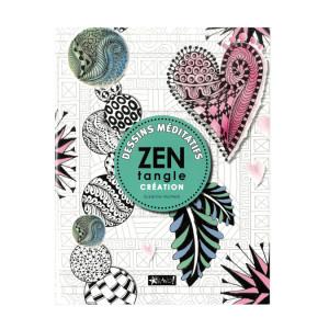 Livre Zentangle créations