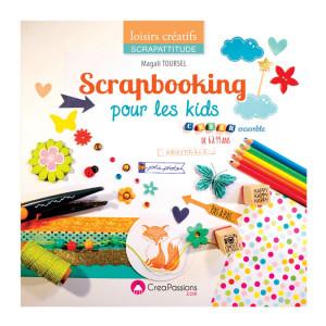 Livre Scrapbooking pour les kids