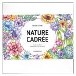 Livre de coloriage Nature cadrée Cadres à colorier