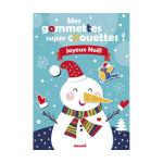 Livre Mes gommettes super chouettes ! Joyeux Noël